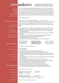 Creative Business Resume Ideas Free Cv Examples Templates Creative