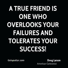 Short Quote About Friendship