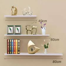shelf wall mounted display shelves unit