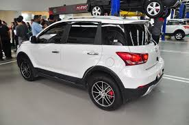 Goauto Unveils Great Wall M4 Suv At Its First 4s Centre Carsifu