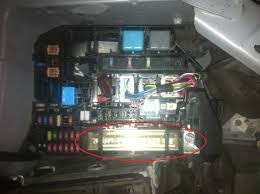 how do i find and check my htr fuse for my 2009 toyota corolla? 2004 toyota corolla interior fuse box diagram at Fuse Box 2004 Corolla S