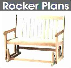 patio glider plans wood swings free swing porch bench how to build a wooden p metal glider bench outdoor cushions wood plans