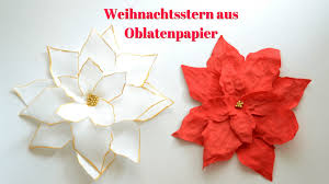 Wafer Paper Poinsettia And How To Color Wafer Paper Free