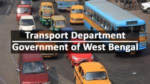 Kolkata Taxi Fare Chart 2017 Transport Department Govt Of West Bengal Wbxpress