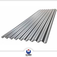 metal roofing panel corrugated galvanized steel sheet