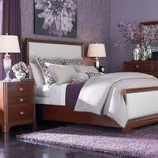 Wonderful Purple And Gray Bedroom Paint Ideas