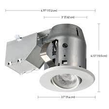 4 recessed lighting. Swivel 4\ 4 Recessed Lighting N
