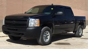 2011 Chevrolet Silverado 1500 WT 4WD - Crew Cab, Power Locks ...