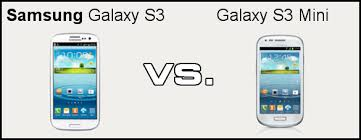 samsung galaxy s3 mini. main differences at a glance samsung galaxy s3 mini