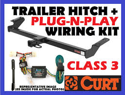 curt trailer hitch amp vehicle wiring harness fits saturn image is loading curt trailer hitch amp vehicle wiring harness fits