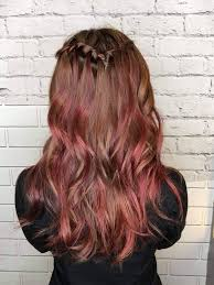 <b>Light</b> Golden Brown with Maroon Highlight... - JeffLee The <b>Hair</b> ...