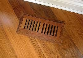 brazilian cherry floor vent