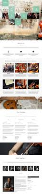 one page website template education one page website template