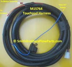 meyer plow touchpad controller wiring harness meyer oem touchpad wiring harness