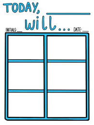 Scheduling Forms Printable Visual Schedule Template Worksheets Teaching Resources Tpt