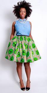 African Skirts Patterns New M48 Newest Style Beautiful African FashionAnkaraDashiki African