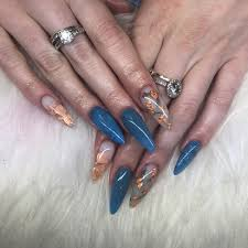 Fall Nail Designs Fall Designs Were Head Over Heels For Womans World