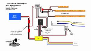 rc led wiring diagram simple wiring diagram rc led wiring diagram