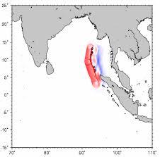 n ocean earthquake triggers deadly tsunami frame from a computer animation of the 26 2004 n ocean tsunami