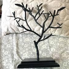 tree branch jewelry holder diy