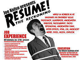 google how to write a resume 13 insanely cool resumes that landed interviews at google and other