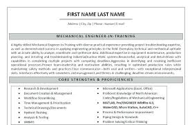 Mechanical Engineer Resume Mechanical Engineer Resume Summary Sample ...