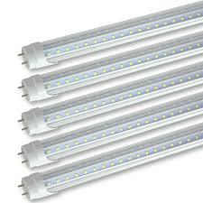 Great Value T8 T12 Led Light Bulbs 8 100 Pack T8 4ft Led Tube Light Bulbs 22w 28w G13 Bi Pin 4000k 6000k Shop Light