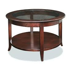 glass round coffee tables circular coffee table glass top black small black side table round