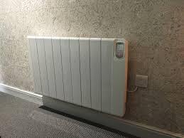 wall mounted electric heaters with thermostats and timer