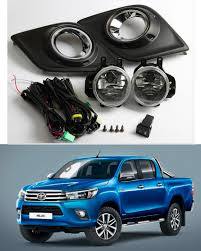 Toyota Hilux Fog Light Switch Hot Item After Market Fog Lamp Fit For Toyota Hilux Revo 2015 On Pc593 0k001 With Switch And Wire Kits
