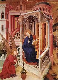 melchior broederlam the annunciation