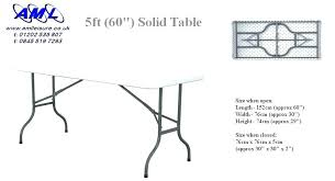 banquet table dimensions six round size for 6 chairs hall dime