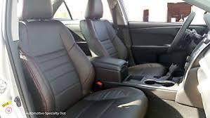 toyota camry 2015 black interior. image is loading blackkatzkinleatherinteriorseatcoverfit2015 toyota camry 2015 black interior