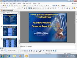 Ms Powerpoint Examples Alternative To Microsoft Powerpoint 2007 Kingsoft