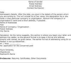 Ideas Collection How To Write An Application Letter For Lecturer Job