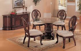 Chair Admirable Dramatic Terrifying Glass Table And 4 Chairs