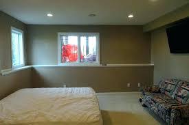 Basement Bedroom Window Interior Decor Ideas Image Of Code Sibilo New Basement Bedroom Window