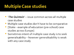 case study format for education students SlideShare