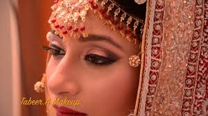 bridal makeup indian asian stani wedding real bridal makeup by tabeer you