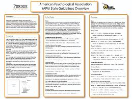 sample of apa essay purdue owl apa style not research paper help  purdue owl