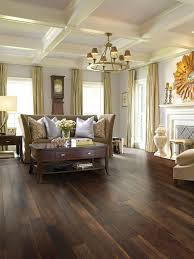 distressed hardwood floors are surprisingly at home to a formal living space shaw epic
