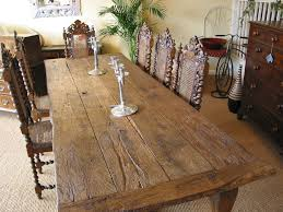 reclaimed oak furniture. 8ft Reclaimed Oak Refectory Table And Chairs Furniture