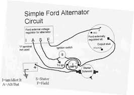ford voltage regulator wiring ford image wiring naa ford wiring to 12 volt system yesterday s tractors on ford voltage regulator wiring