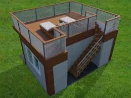 outdoor office space. Work-at-home Types Needn\u0027t Despair: You Can Build An Outdoor Office Space Of Your Very Own. This Garden Was Part A Secrets The Shed Building