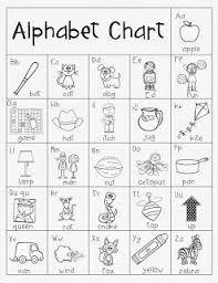 Alphabet Chart Black And White Updated Fundations Alphabet Chart Freebie Graphics