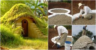fabulous do it yourself hobbit hole costs only 300 to build tiny houses