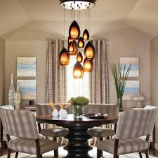 Charming Chandelier For Dining Table 33 Contemporary Modern Room