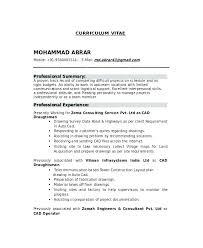 Draftsman Cover Letter Drafter Resume Drafter Resume Sample Drafting