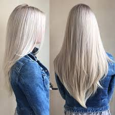 50 Ideas For Platinum Blonde Hair