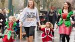 Jog in your Christmas jumper for Herts hospice charity